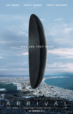 Movie Poster for The Arrival (2016)