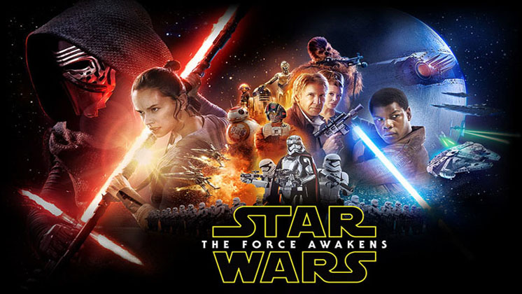 New Star Wars: Episode VII — The Force Awakens Extended